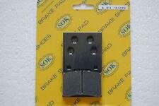 REAR BRAKE PADS fit SUZUKI RF 400 600, 1993-98' RF400 RF600 94 95 96 97