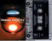Real McCoy Another Night 1993 Cassette Tape Single Pop Dance Rock