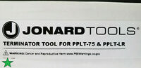 JONARD TOOLS TT-PPLTT4 Terminator Tool Wrench for PPLT Series Locking Terminator
