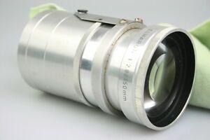 LEICA Leitz ELMARON 150mm f/2.8 Projection LENS in 55mm Screw Focusing Mount