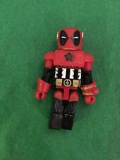 Marvel Minimates Figure Mini Mates Deadpool Captain Ameripool