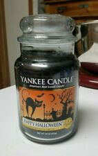 Rare Yankee Candle Happy Halloween Collectors Edition 2015