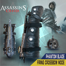 Assassin's Creed 4 Black Flag Pirate Hidden Blade Edward Kenway Gauntlet Cosplay
