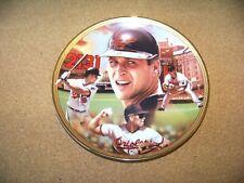 Bradford Exchange 1st plate Baseball Record Breaker Cal Ripken Baltimore Orioles