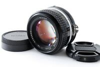 *Exc++* Nikon Ai-S Nikkor 50mm f/1.4 MF Ais Lens from JAPAN *657