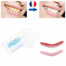 Set Simulation Dents Dentifrice Blanchissant Autocollants Dentaire Cosmétique NF