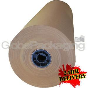 750mm x 200M HEAVY DUTY BROWN KRAFT PAPER ROLL*OFFER*