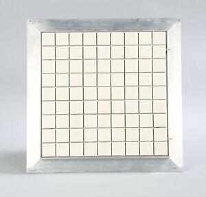 300x300mm,Revisionsklappe f.Fliesen,Wartungsklappe,25 mm Gipskarton,Trockenbau