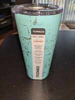 Corkcicle Tumbler *9 hrs Cold/3 hrs Hot* 16oz./475ml (BALI BLUE) New