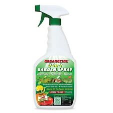 Organocide 24 oz. 3-in-1 RTU Garden Spray Ready to Use OMRI Organic Labs