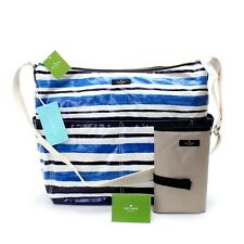 NWT Kate Spade Diaper Baby Bag with Changing Pad Shoulder or Crossbody Purse NEW