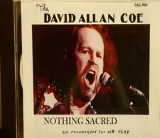 THE DAVID ALLEN COE 'Nothing Sacred' - X Rated Tracks