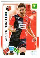 Carte PANINI Adrenalyn XL 2020-2021 Ligue 1 #331 Adrien HUNOU Stade Rennais FC