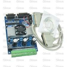 TB6560 3 Axis 3.5A CNC Stepper Motor Driver Controller Board New