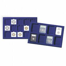 Leuchtturm Münztableaus   L Format  2er Pack   zur Auswahl