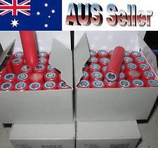 6x Sanyo UR 18650 F 2600 mAh 18650 Lithium Li-Ion battery + FREE CASES