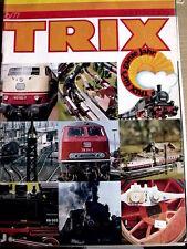 Catalogo TRIX Minitrix 1976-77 scala H0 N - DEU -  Tr.13