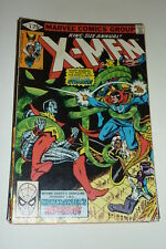 X-MEN Comic - Annual - Vol 1 - No 4 - Date 1980 - MARVEL Comic