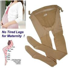 1 Pair Maternity Adjustable Tights Gradient Compression Pantyhose Prevent Swell