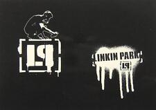 LINKIN PARK POSTKARTE # 3 POSTCARD
