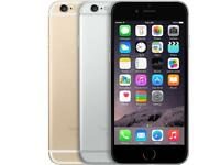 Apple iPhone 6 16/64/128GB (AT&T Smartphone) Gray / Gold / Silver 4G Smartphone