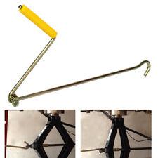 Car Truck Metal Jack Lug Handle Wrench Auto Repair Tool Handle Crank Scissor US