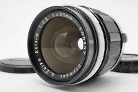[RARE Near MINT] OLYMPUS G.Zuiko Auto-W 25mm f/2.8 MF Lens For PEN From Japan