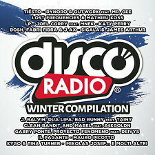 VARIOUS - Disco Radio Winter compilation (2020) 2 CD