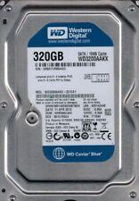 Western Digital WD3200AAKX-221CA1 320GB DCM: HHRNNVJAH