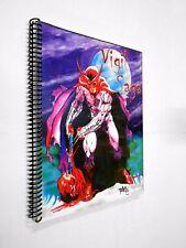 VIGIL SAGA guide to the lifeworks of JOE and TIM Vigil raw comics 2006 cover Tim