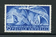 ITALY 1949 UPU SCOTT#514 MINT NEVER HINGED