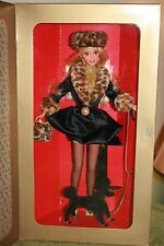 BARBIE LIMITED EDITION SPIEGEL EXCLUSIVE SHOPPING CHIC BARBIE WITH PET POODLE