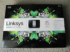 New Linksys Smart Wi-Fi Router EA6300 Dual Band N300+AC867 Advanced Multimedia