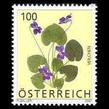 Austria 2007 - Flowers Flora Plants - Sc 2099 MNH