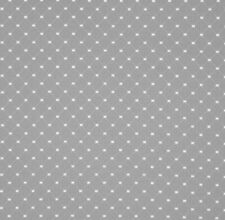 John Lewis Provence Furnishing Fabric Grey 1m M