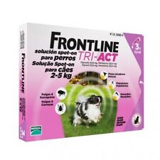 Frontline Tri-act 20-40 kg 3 Pipettes -merial