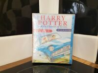 HARRY POTTER and the Chamber Of Secrets - Audiobook - Stephen Fry Cassette