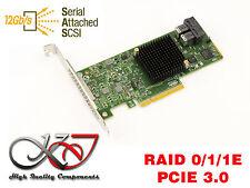 Controleur PCIE SATA et SAS 12GB - 8 ports - MEGARAID 9311-8i - RAID 0 1 1E 10