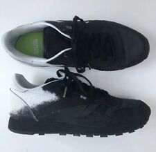 Reebok x Montana Cans Limited Edition Black Sneakers- Size 10.5 (US)
