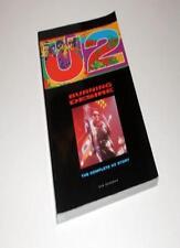 U2: Burning Desire - The Complete U2 Story By Sam Goodman
