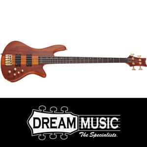 Schecter SCH2710 Stiletto Studio-4 HSN Bass Guitar RRP$1999