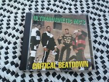 Ultramagnetic Mc's - Critical Beatdown CD Album