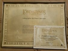 Lord Of The Rings  Return Of The King MasterWorks Lithographic Collection