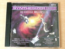 Synthesizer Greatest : The Classical Masterpieces/1990 CD Album/Ed Starink