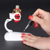 Nail Polish Gel Bottle Holder Nail Art Display Nail NEW Varnish Clip A0N1 X5Q5