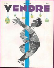 ▬►MARKETING PUBLICITÉ VENDRE N° 299 (JANVIER 1955)  COVER CATHERINEAU