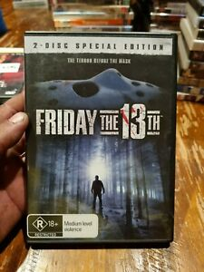 Friday The 13th (DVD, 2009, 2-Disc Special Edition)