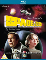 Space - 1999: The Complete Series Blu-Ray (2017) Barbara Bain cert PG 10 discs