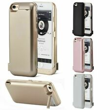 10000mAh Charger Case Backup Battery Cover Powercase For iPhone  6 6s  7 8