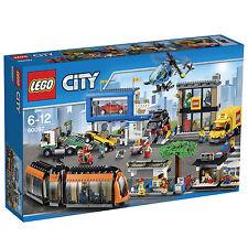 LEGO® City - 60097 Stadtzentrum - NEU & ungeöffnet - EXCLUSIVE